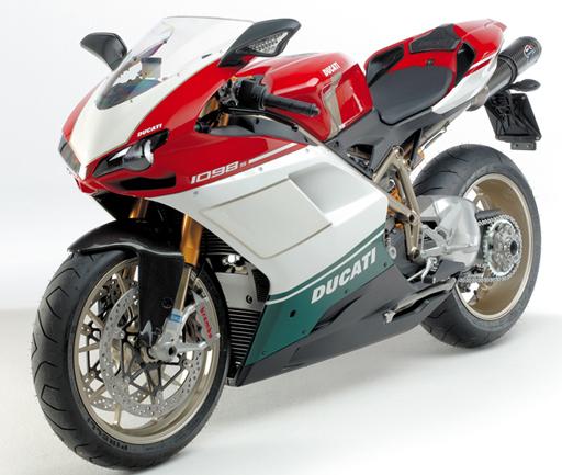 Ducati 1098 S – Dipastikan hadir pada bulan ini